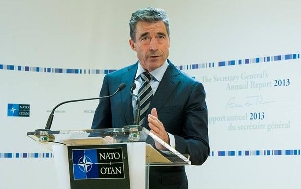 В НАТО считают российскую оценку событий в Украине лицемерием
