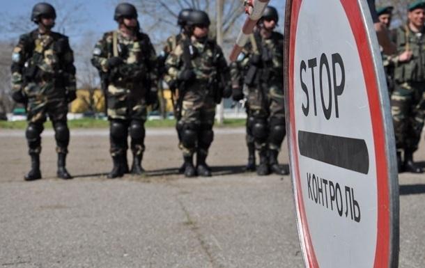 Вооруженные люди напали на погранчасть в восточной Украине – Парубий