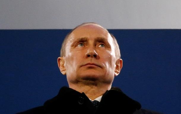 Путин не поздравил лидеров Украины и Грузии с 9 Мая