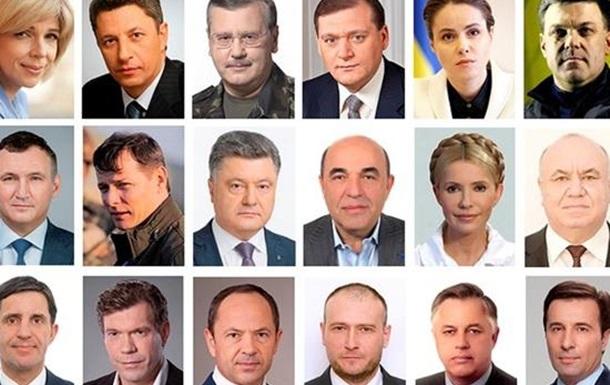 Президентська кампанія на Вінниччині. Попереду Порошенко, а Ляшко «потух»