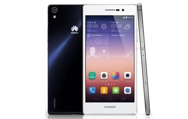 Huawei представила новый флагманcкий смартфон с улучшенной камерой для селфи