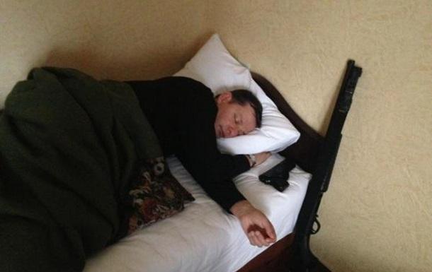 Ляшко і зброя (ФОТО)
