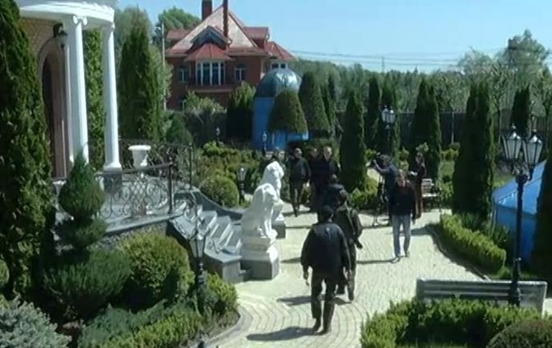 Поместье Пшонки стало временным убежищем для беженцев из Крыма и Востока
