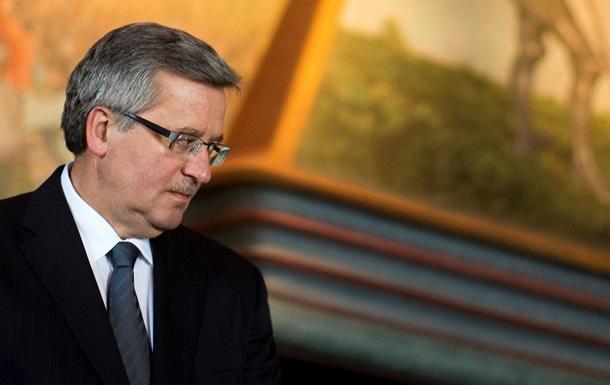 Польша требует от ФРГ занять более ясную позицию по отношении к России