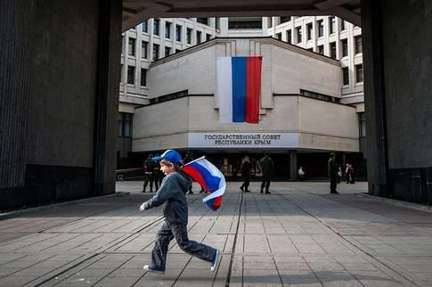 Украине Крым был не нужен