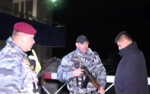 В Харьковской области гаишникам  помогают  сотрудники ликвидированного Беркута - СМИ