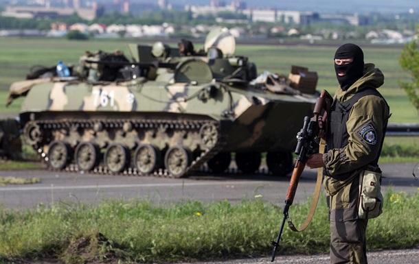 В Славянске обстреляли из минометов подразделение ВСУ, есть раненый - Минобороны