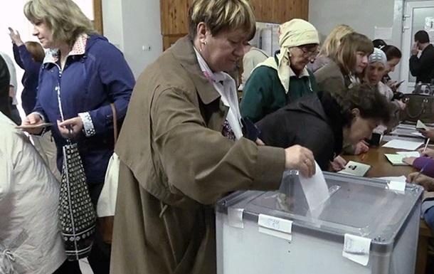 На референдуме в Луганской области проголосует 400 тысяч  мертвых душ  - СМИ