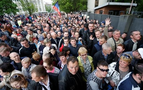 МИД Британии назвал  прискорбным фактом  референдум на Донбассе
