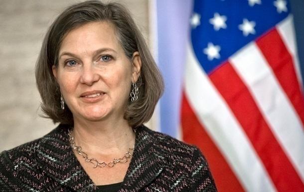 Нуланд обсудит с НАТО и ЕС вопросы безопасности