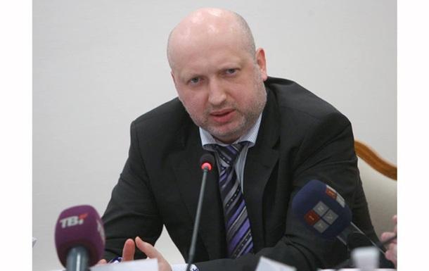 Круглый стол национального единства поможет решить кризис в Украине - Турчинов