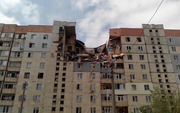 В милиции причиной взрыва в Николаеве считают самоубийство