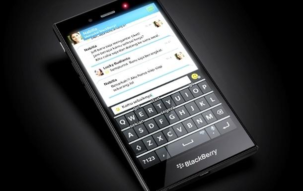 BlackBerry готовит к выпуску бюджетный смартфон Z3