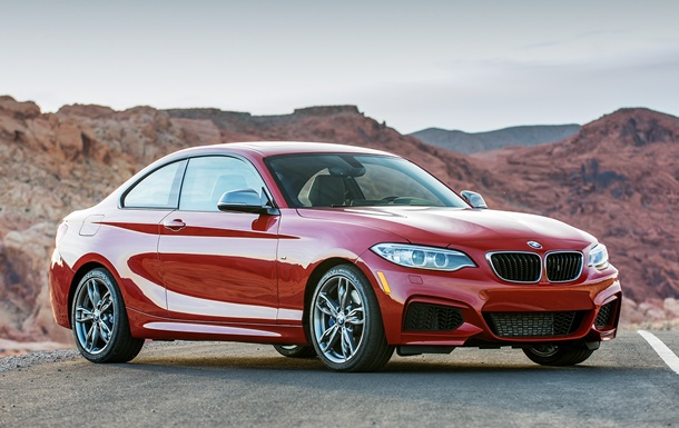 Самое мощное купе BMW получит полный привод