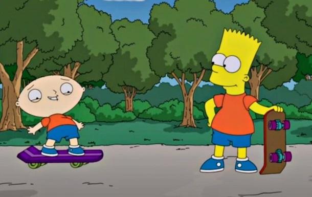 Стало известно, когда выйдет совместная серия Симпсонов и Гриффинов