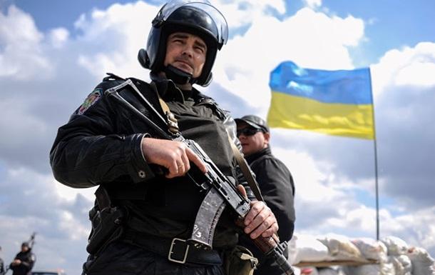 В Нацгвардии говорят, что уничтожили 54 ополченца возле Славянска