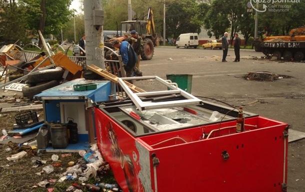 Активисты ДНР разбирают свои блокпосты в Ждановке и Новогродовке - ДонОГА