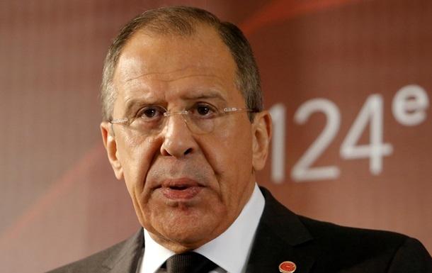 Россия не намерена посылать войска в Украину – Лавров
