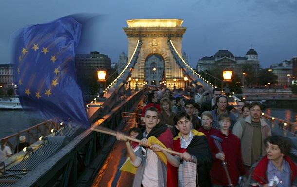 Корреспондент 10 лет назад: Венгрия в ЕС. 2004 год