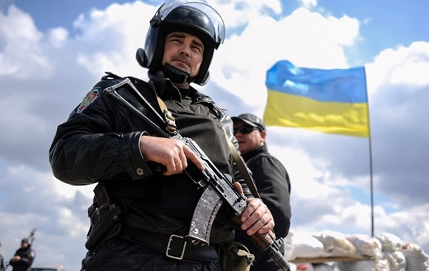 Турчинов: В Славянске ночью уничтожен укрепрайон боевиков