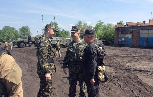 Сын министра обороны участвует в АТО возле Славянска