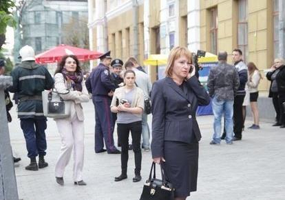 Кабінет Щербаківської «замінували» агітатори з якими не розрахувались за роботу?