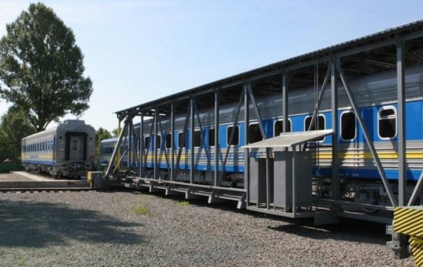 Укрзализныця планирует за два года купить 12 тысяч вагонов