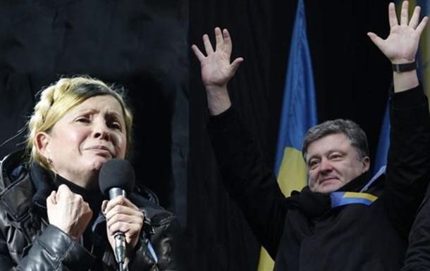Маневри Тимошенко після перемоги Порошенка