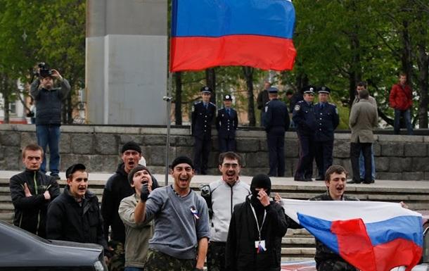 ДНР препятствует подготовке к выборам президента - Донецкая ОГА