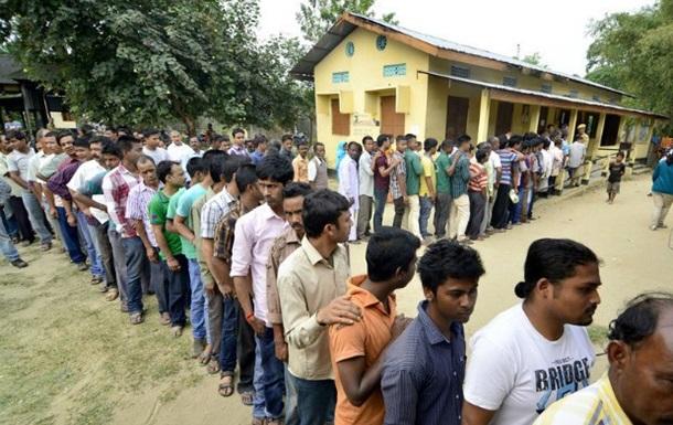 В Индии правящая партия признает поражение на выборах
