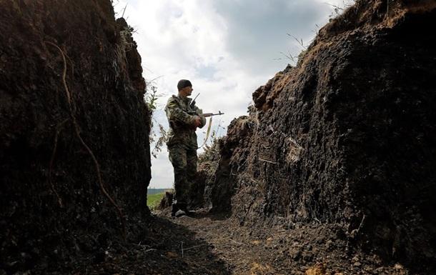 Блокпост ЛНР расстреляли неизвестные, один человек погиб, один ранен