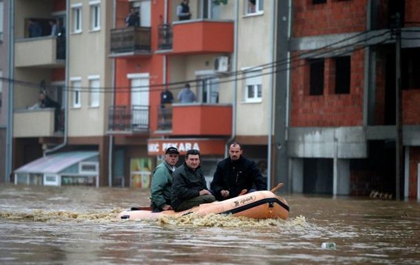 Польше угрожает масштабное наводнение