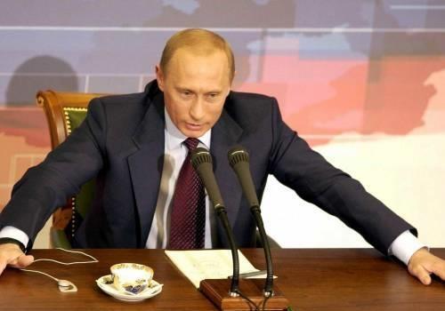 Опрос в Британии: Владимир Путин -  любимый мировой лидер  у 92% англичан