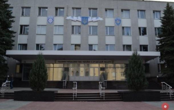 Луганское облуправление МВД переехало: помещение в Луганске захватили