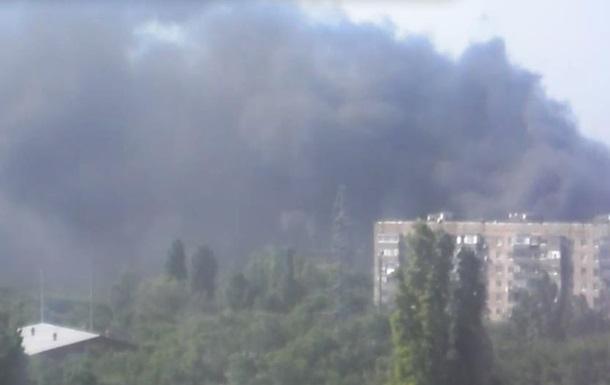 В Краматорске поврежден газопровод: часть города осталась без газа