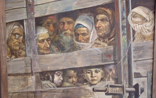 Скорбь крымских татар и запредельный цинизм (видеоблог)