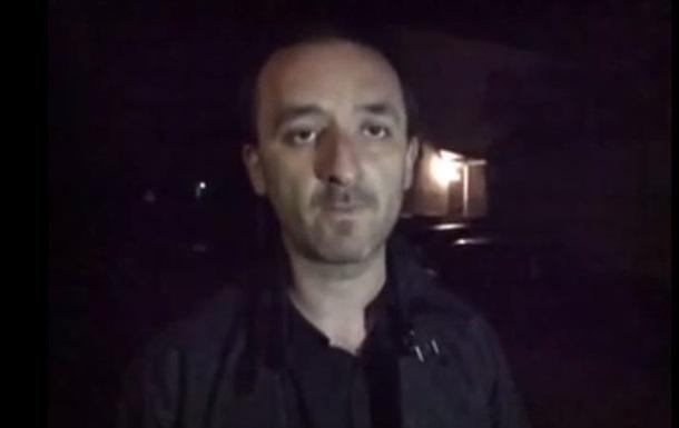 Крымский журналист Осман Пашаев рассказал о своем задержании