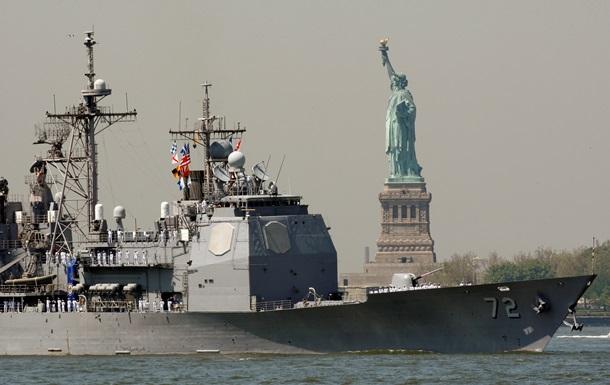 На этой неделе корабль Vella Gulf зайдет в Черное море