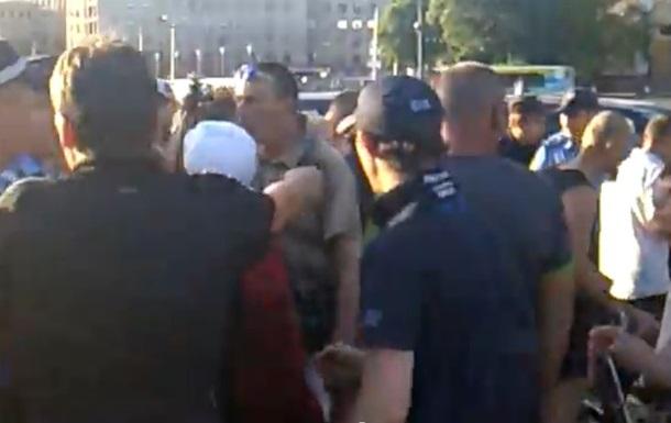 В центре Харькова стреляли, пытаясь похитить активиста