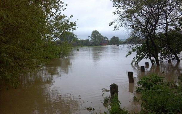 Подтоплены дома в 108 населенных пунктах. Уровень воды на Днестре вырос из-за ливней