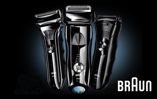 Бритвы Braun Boss – элитный уход за собой