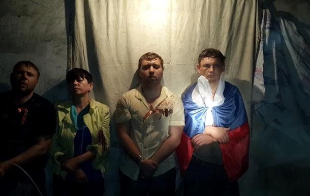 В Донецкой области задержали  народного мэра  Тореза - Ляшко