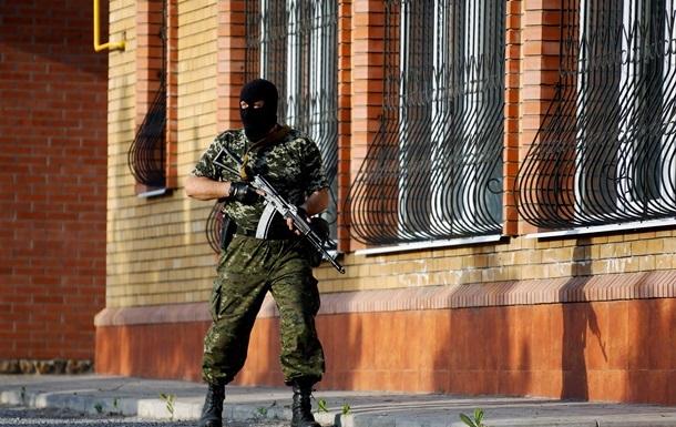 Террористы готовят  коридор  для отступления на территорию РФ
