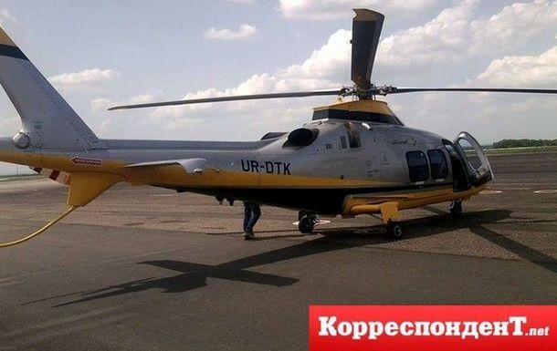 Подробности стрельбы в Донецке. Журналисты вели съемку на вертолете ДТЭК