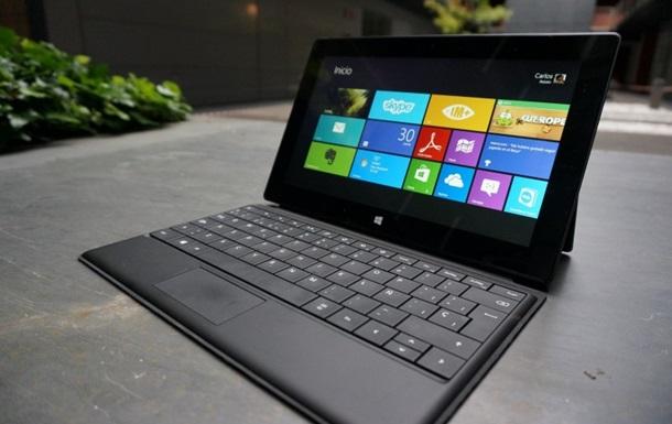 Microsoft выпустил планшет с экраном в 12 дюймов