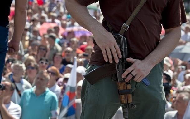 В ЛНР объявили о введении военного положения