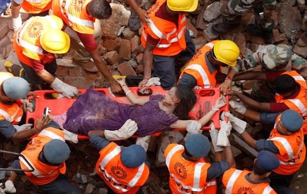 В Индии при землетрясении пострадали более ста человек