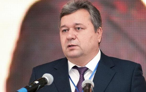 Глава Луганского облсовета потребовал прекращения АТО