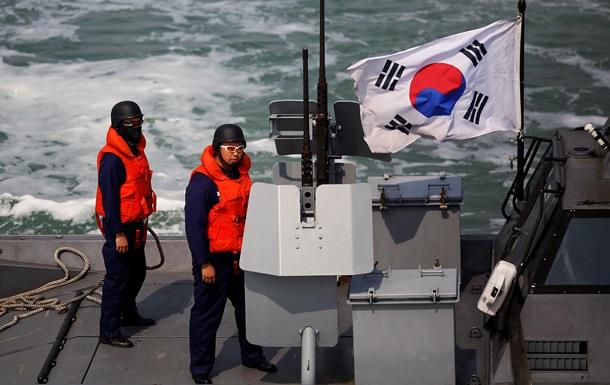 Южная Корея обвинила КНДР в артиллерийском обстреле