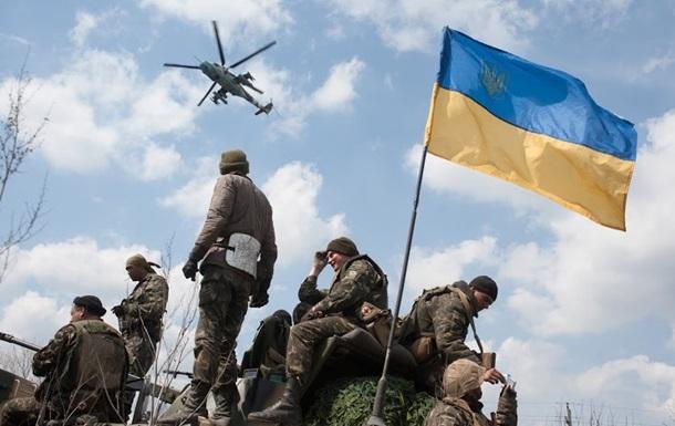 Бойцы Нацгвардии вытеснили боевиков ЛНР из Новодружеска